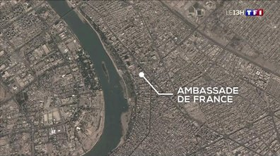 Les trois Français de l'ONG SOS Chrétiens d'Orient toujours portés disparus en Irak