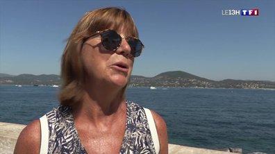 Les vacanciers déjà présents à Saint-Tropez