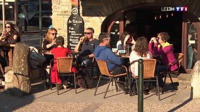 Les vacanciers profitent de la douceur printanière dans les Hautes-Pyrénées
