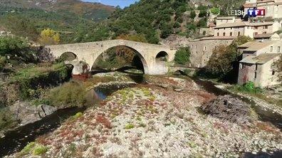Les villages du Languedoc : un grand bol d'air à Olargues