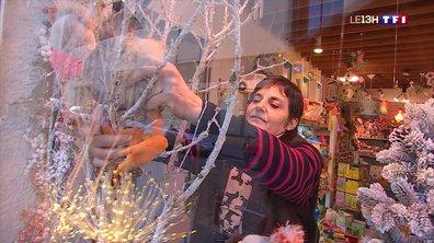 Les vitrines de Nancy respirent Noël avec leurs décorations