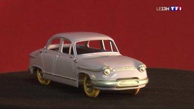 Les voitures miniatures, une passion qui se transmet de père en fils