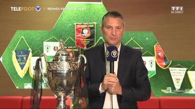 """[EXCLU Téléfoot 28/04] - Létang : """"La victoire en Coupe de France du Stade Rennais, cela a été l'apothéose"""""""