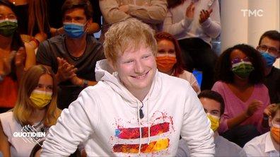 L'étrange cadeau offert par Ed Sheeran à Elton John