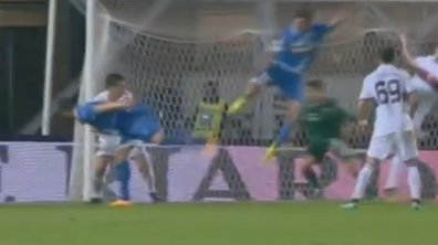 VIDEO #But : le coup du scorpion en Italie