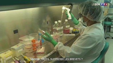 Lever les brevets sur les vaccins anti-Covid, ça changerait quoi ?