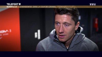 """[Exclu Téléfoot 22/01] - Lewandowski : """"J'ai encore des choses à faire avec le Bayern"""""""