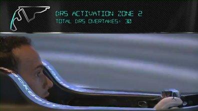 F1 : Un tour de Yas Marina en 3D par Lewis Hamilton