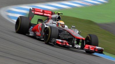 F1 GP Italie 2012 - Essais 3 : Hamilton récidive, Vettel en panne