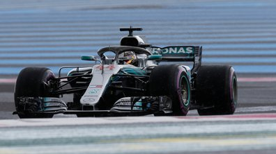 F1 – GP de France 2018 : Lewis Hamilton signe la pole position