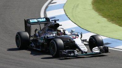 F1 - GP Allemagne 2016: Hamilton s'impose et assomme un peu plus Rosberg