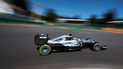 F1 - GP de Belgique 2016 : 55 places de pénalité pour Hamilton après les EL3