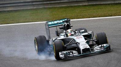 F1 - Essais GP Autriche 2014 : Hamilton et Mercedes assurent