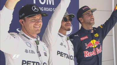 F1 - GP Austin 2016 : Lewis Hamilton souffle la pole à Nico Rosberg