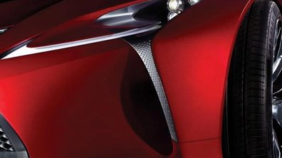 Salon de Détroit 2012 : Lexus annonce son concept-car