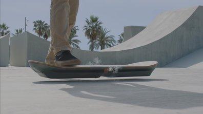 Vidéo insolite : Lexus annonce son nouveau... hoverboard !
