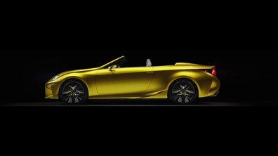 Lexus LF-C2 Concept : présentation officielle en vidéo