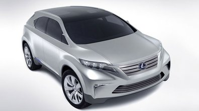 Salon de l'Auto : Concept Lexus LF-Xh pour une première