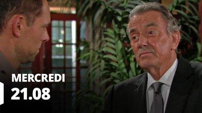 Les feux de l'amour - Episode du 21 août 2019