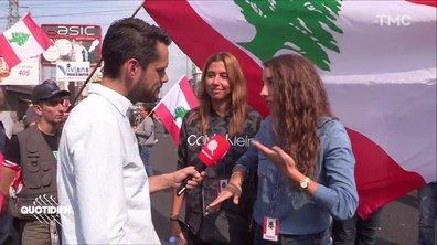 Liban : les femmes en première ligne de la mobilisation