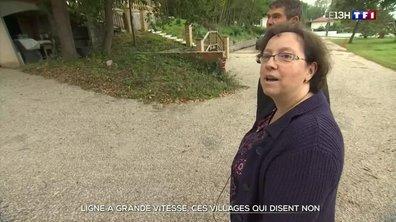 Lignes à grande vitesse : un village du Lot-et-Garonne fait de la résistance