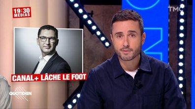 Ligue 1: Canal + lâche le football français