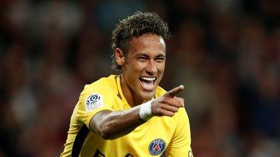 PSG : buteur et passeur, Neymar n'a pas manqué ses débuts en Ligue 1