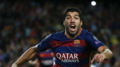 FC Barcelone : Luis Suarez insulte des joueurs et risque une suspension