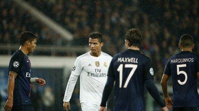 PSG : Thiago Silva milite pour le recrutement de Cristiano Ronaldo