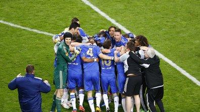 Chelsea décroche la Ligue Europa