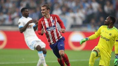 Finale Ligue Europa / Impitoyables, l'Atlético et Griezmann brisent le rêve de l'OM