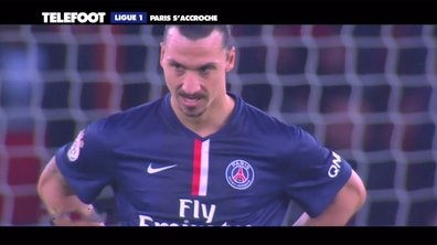 Ligue1 : le PSG s'accroche !