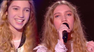 """The Voice All Stars – Lili chante """"Chanter pour ceux qui sont loin de chez eux"""" de Michel Berger"""