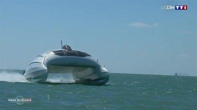 Lili, le bateau futuriste économique