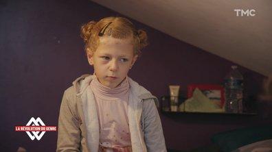"""Lilie, 8 ans: """"Je leur ai dit je suis une fille, plus un garçon"""""""
