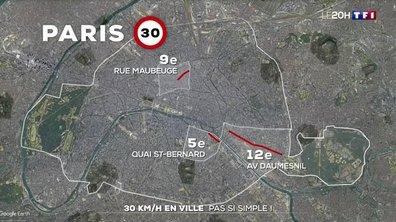 Limitation à 30 km/h en ville : quel premier bilan ?