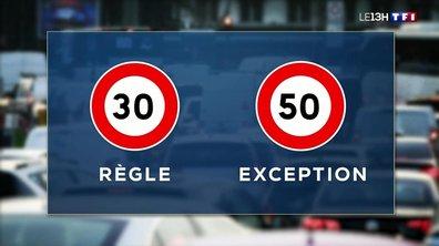 Limitation de vitesse à 30 km/h en vigueur à Montpellier