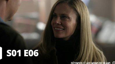 Lincoln : A la poursuite du Bone Collector - S01 E06 - La femme du serial killer