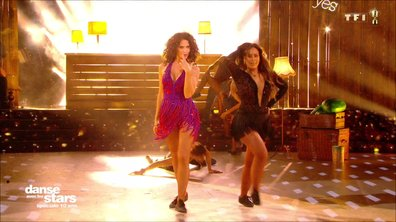 DALS - Linda Hardy, Christophe Licata et Amel Bent - Jive - Dirty Dancing (Yes)