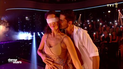 DALS - Linda Hardy et Christophe Licata - Rumba - Patricia Kaas (Il me dit que je suis belle)