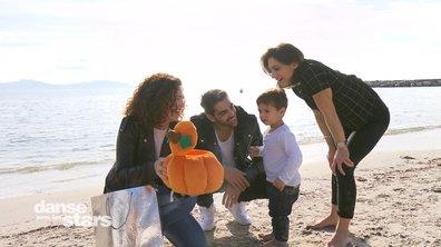 DALS - L'émouvante rencontre entre Linda Hardy et la famille Licata
