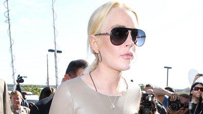 Assignée à résidence, Lindsay Lohan n'a pas changé de mode de vie