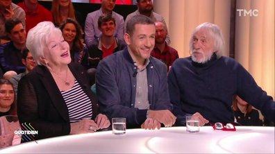 """Invités : Dany Boon et sa """"Ch'tite Famille"""" débarquent dans Quotidien"""