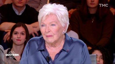 """Line Renaud sur les gilets jaunes : """"J'ai mal de voir mon pays divisé"""""""