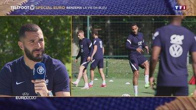 "Karim Benzema : ""Je suis à 100%"""