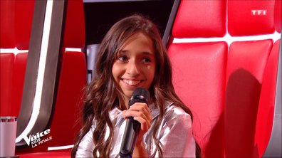 The Voice Kids 2020 : l'interview exclusive de Rébecca, la grande gagnante