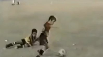 Vidéo insolite : Lionel Messi dribblait déjà tous ses adversaires à 9 ans