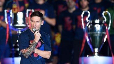 VIDEO FC Barcelone: les 5 plus beaux buts de Messi en 2014