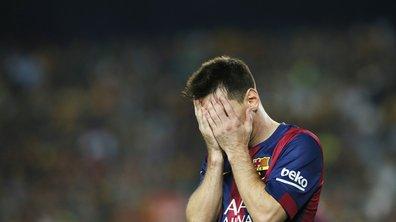 Le Barça en prend 4 et laissera sans doute la Supercoupe d'Espagne à l'Athletic Bilbao