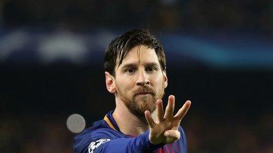 Ligue des champions - Messi franchit le cap des 100 buts en C1 et continue de marquer l'histoire